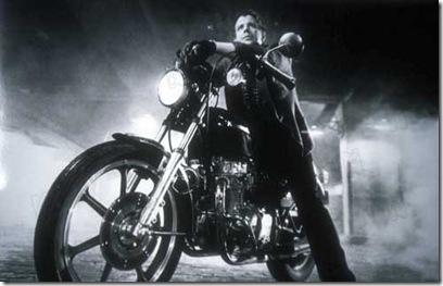 O selvagem da motocicleta