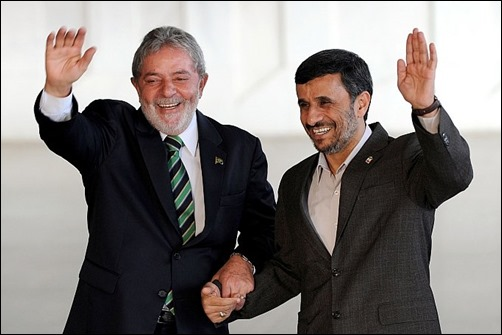 Ahmadinejad-Lula