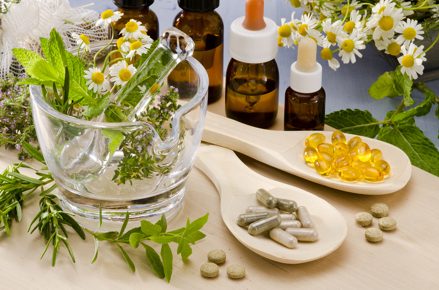 Herbs-Supplements